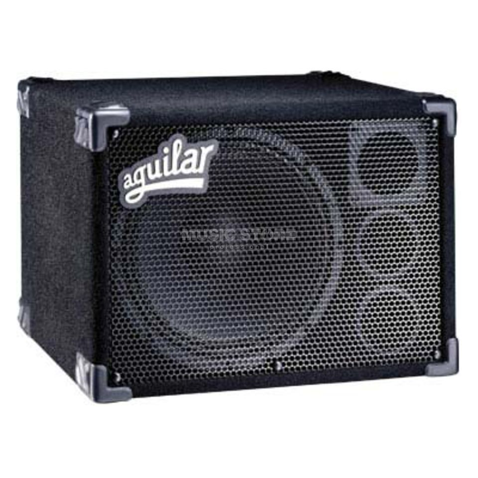 "Aguilar GS 112 Cabinet 8 Ohm 1x 12"" Woofer + Tweeter Product Image"