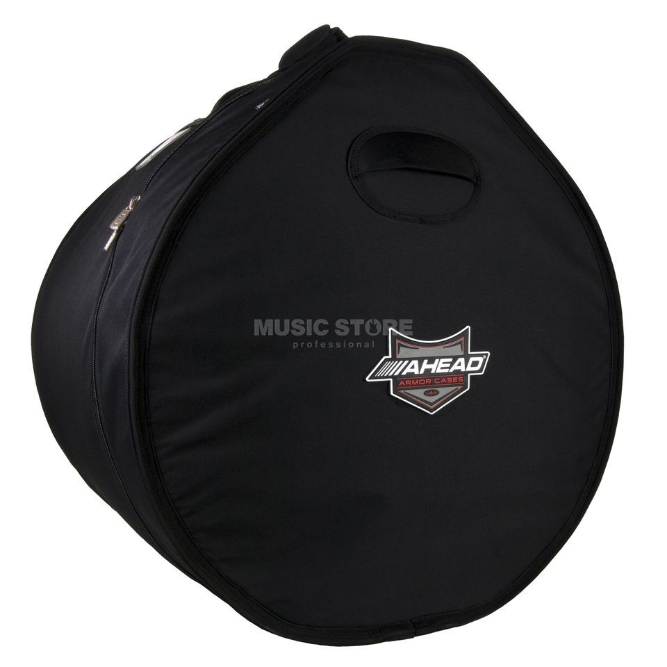 "Ahead Armor Cases BassDrum Bag 22""x14""  Produktbild"
