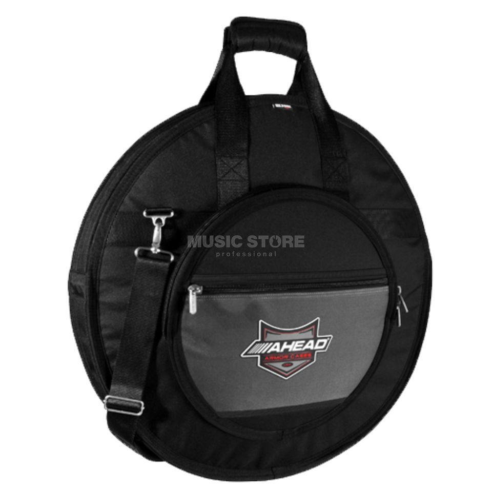 "Ahead Armor Cases Cymbal Bag Deluxe, 24""  Produktbild"