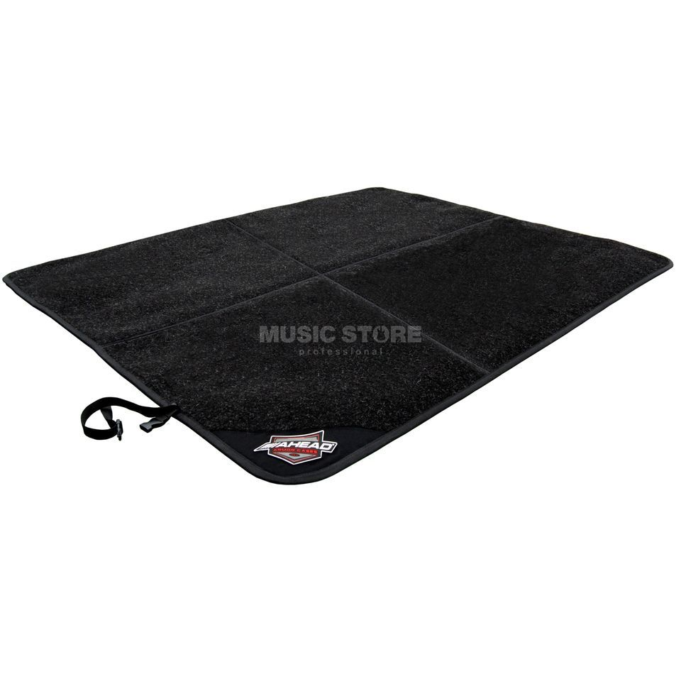 Ahead Armor Cases Drum Mat AA9014, Limited Edition, 1.40 x 1.20 m Produktbillede