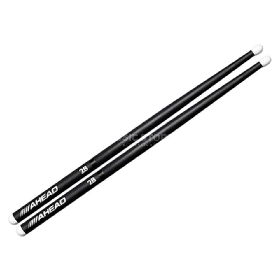 Ahead Sticks 2B Aluminium Sticks Long Taper Produktbillede