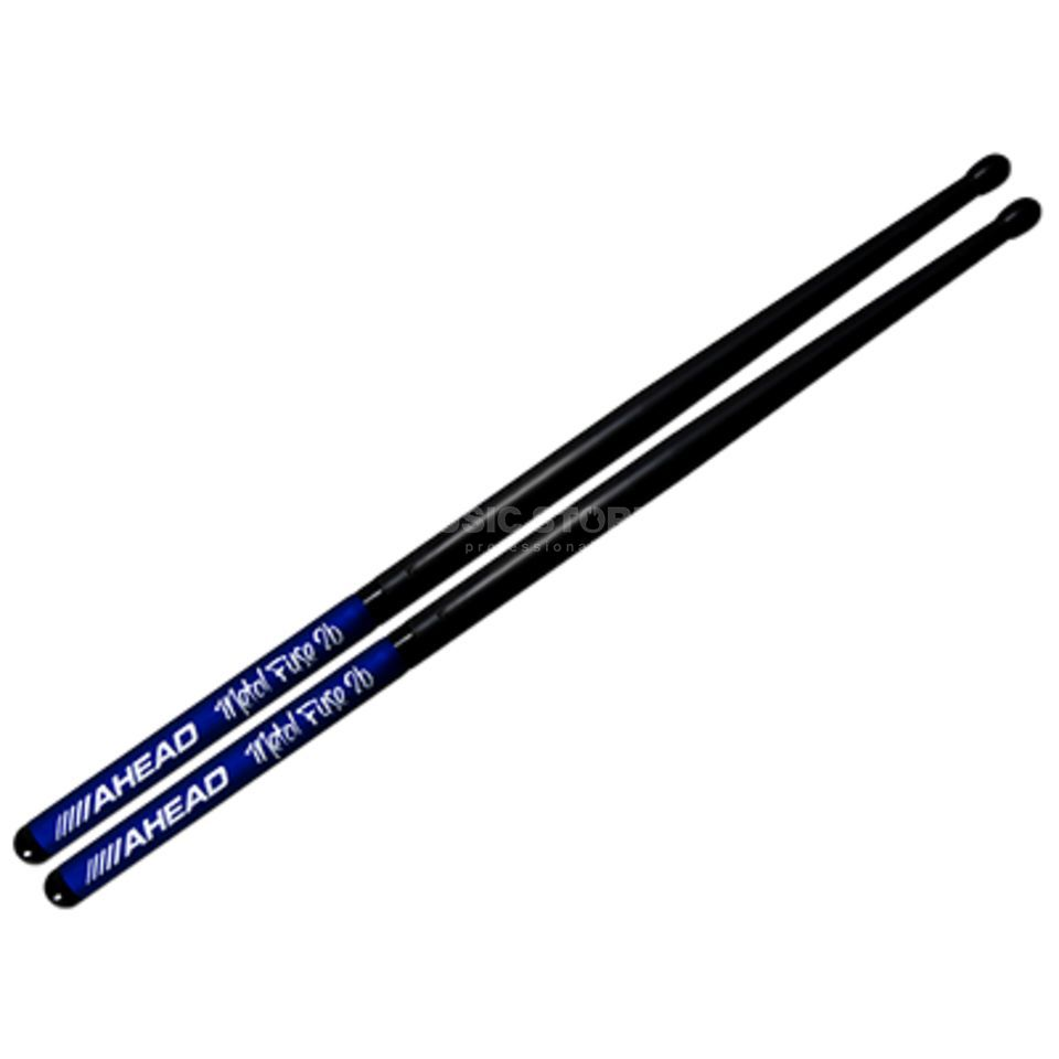 Ahead Sticks 2B Metal Fusion Alu-Sticks Long Taper Produktbild