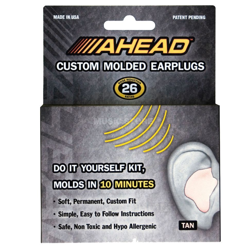 Ahead Sticks ACME Custom Molded Earplugs  Produktbillede