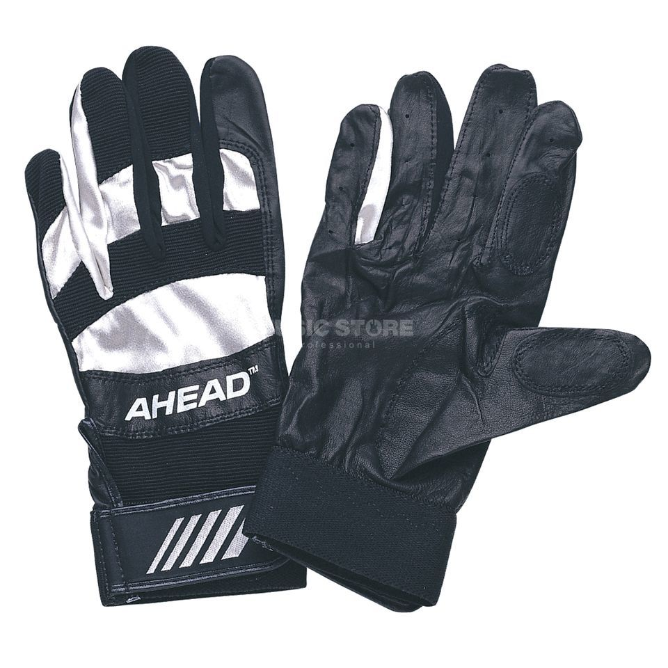 Ahead Sticks Drummer Gloves GLL, large Immagine prodotto