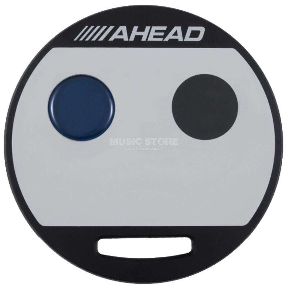 "Ahead Sticks Practice Pad 14"" 3 Zonen AHP3Z Rubber/Moongel/Hard Rubber Produktbillede"