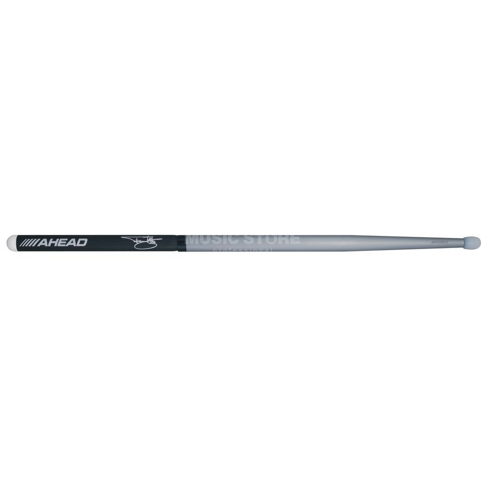 Ahead Sticks Tommy Lee Aluminium Sticks TS Studio, Silver S. Short Taper Produktbild