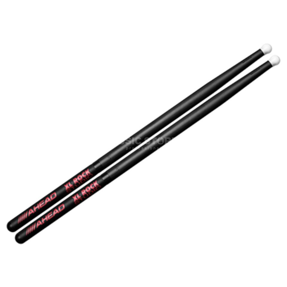 Ahead Sticks XL ROCK STUDIO Alu-Sticks Super Short Taper Produktbild