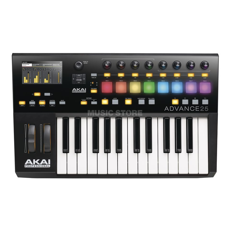 Akai Advance 25 Produktbild