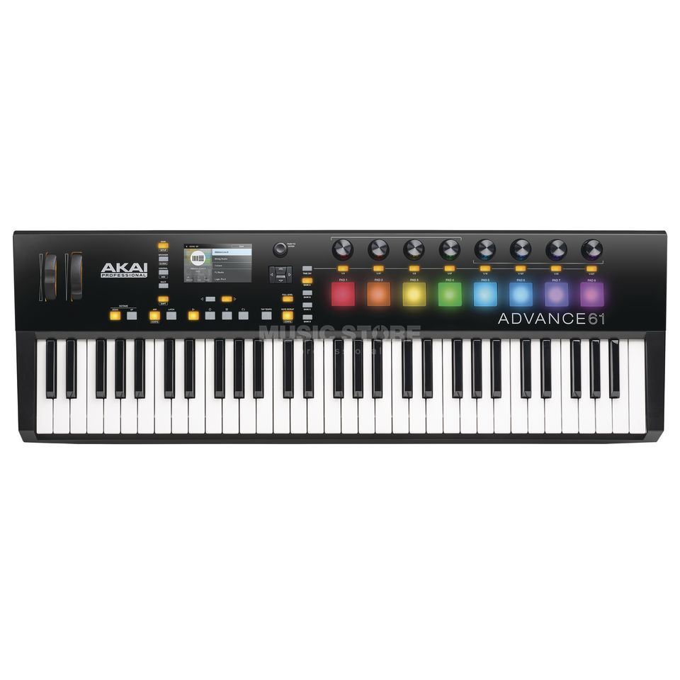 Akai Advance 61 Produktbild