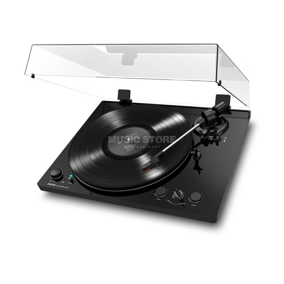 Akai BT100 Belt-Drive Turntable Produktbild
