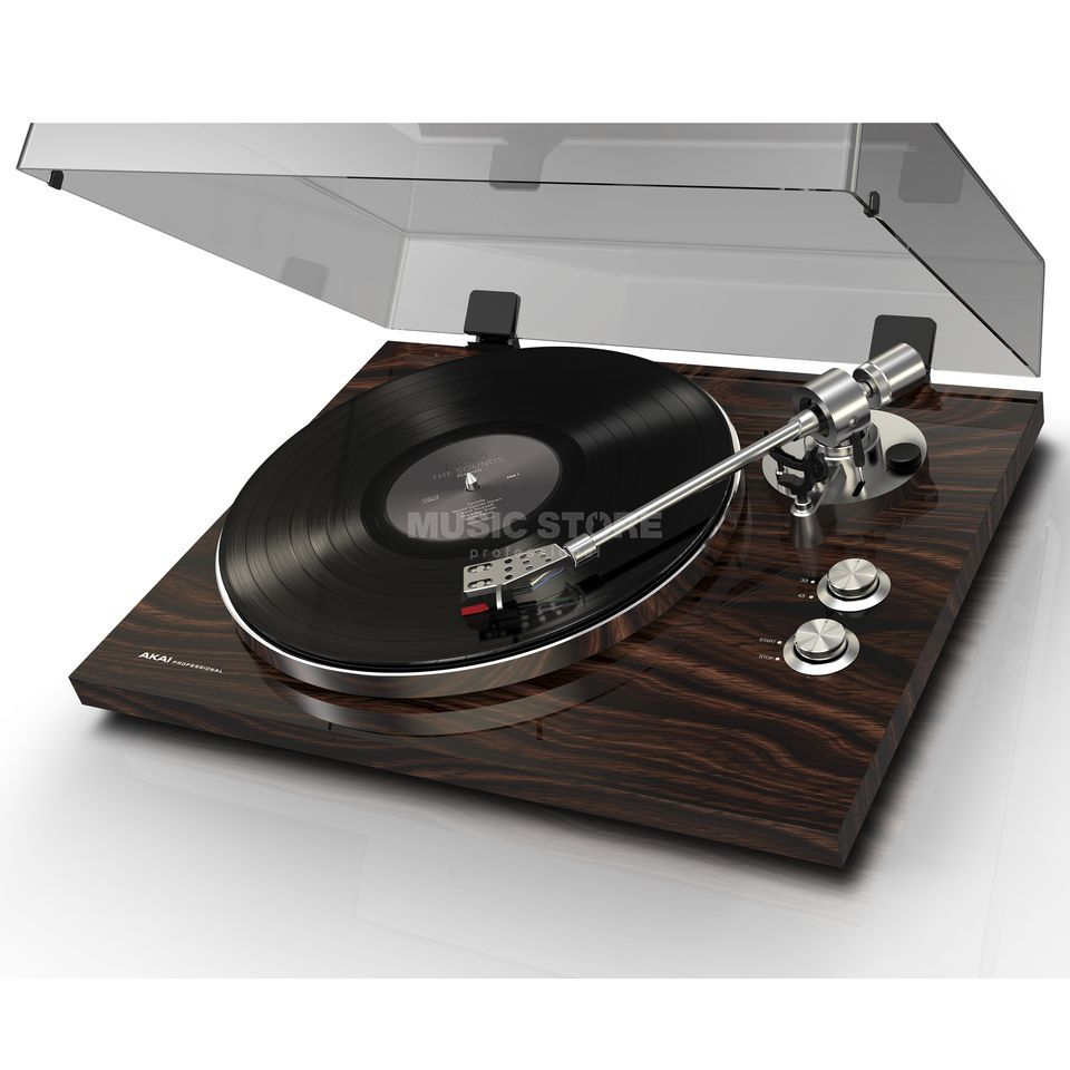 Akai BT500 Premium Belt-Drive Turntable Produktbild
