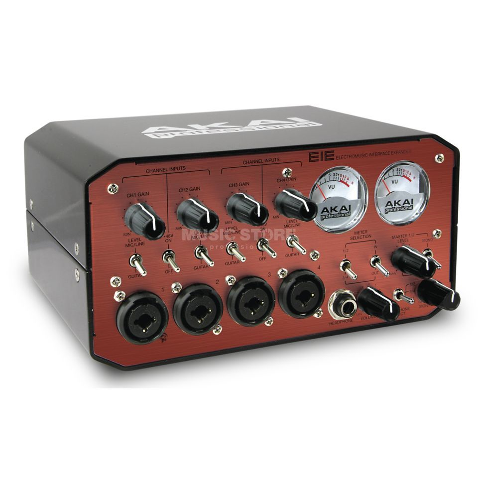 Akai EIE I/O USB Audio Interface    Produktbillede