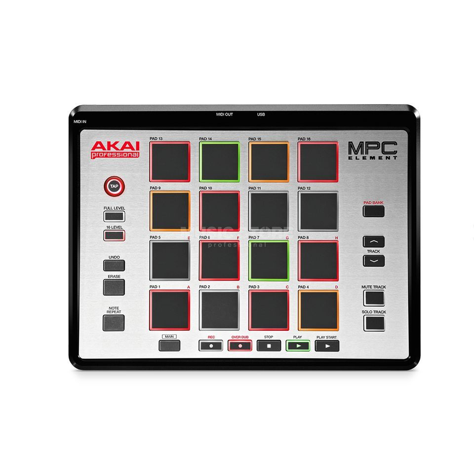 Akai MPC Element Music Production Controller Produktbild
