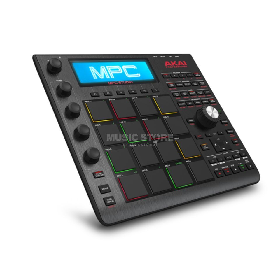 Akai MPC Studio black Music Production Controller Productafbeelding