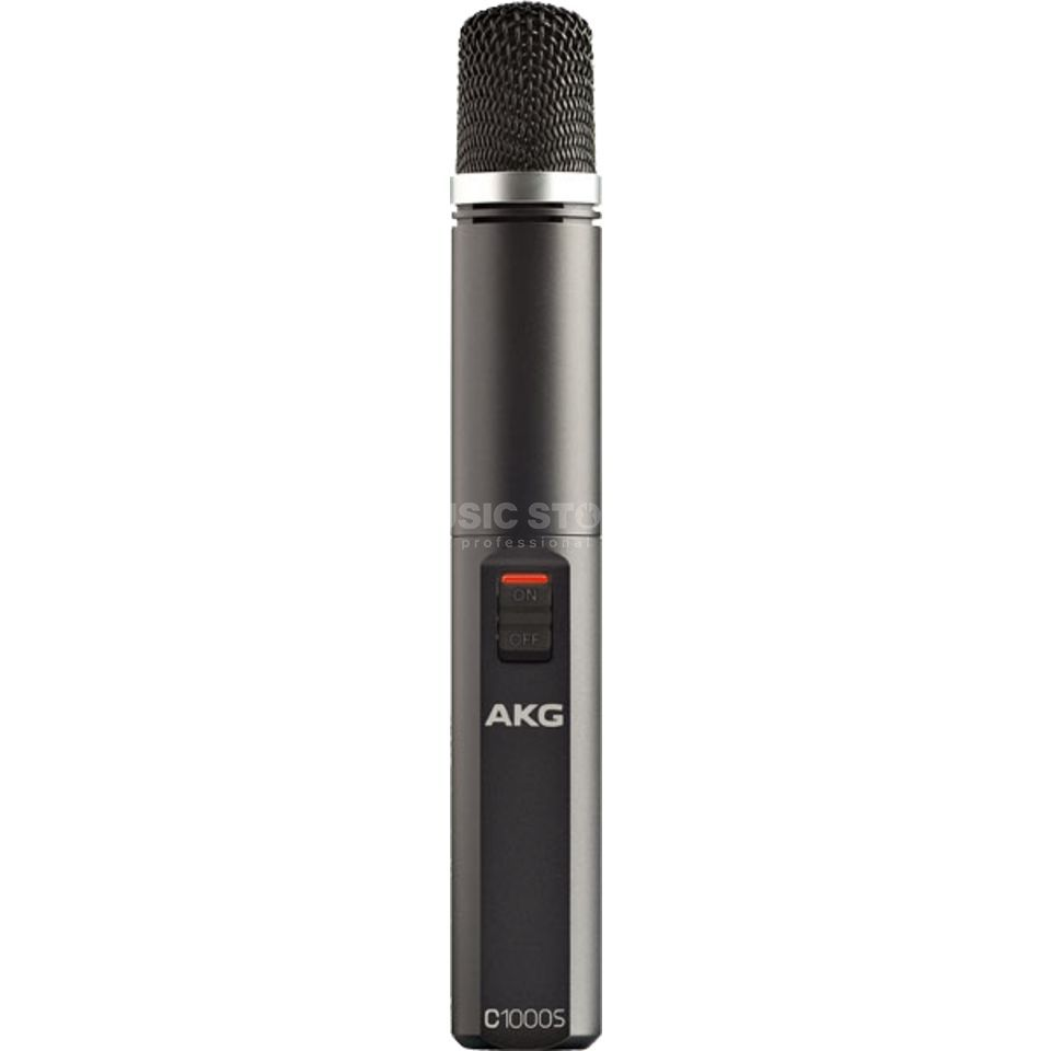 AKG C1000 S Condenser Microphone Product Image