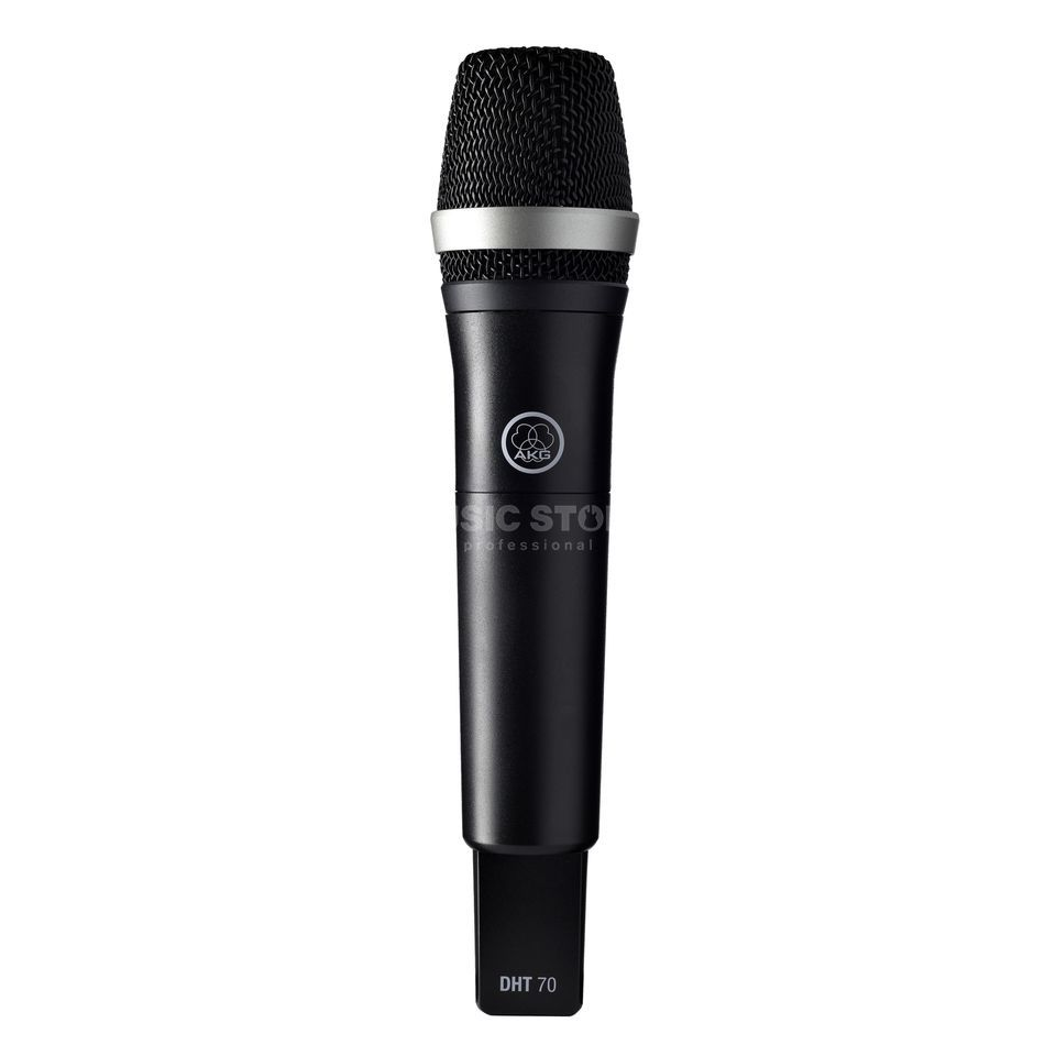 AKG DHT 70 handheld transmitter for AKG DMS 70 Product Image