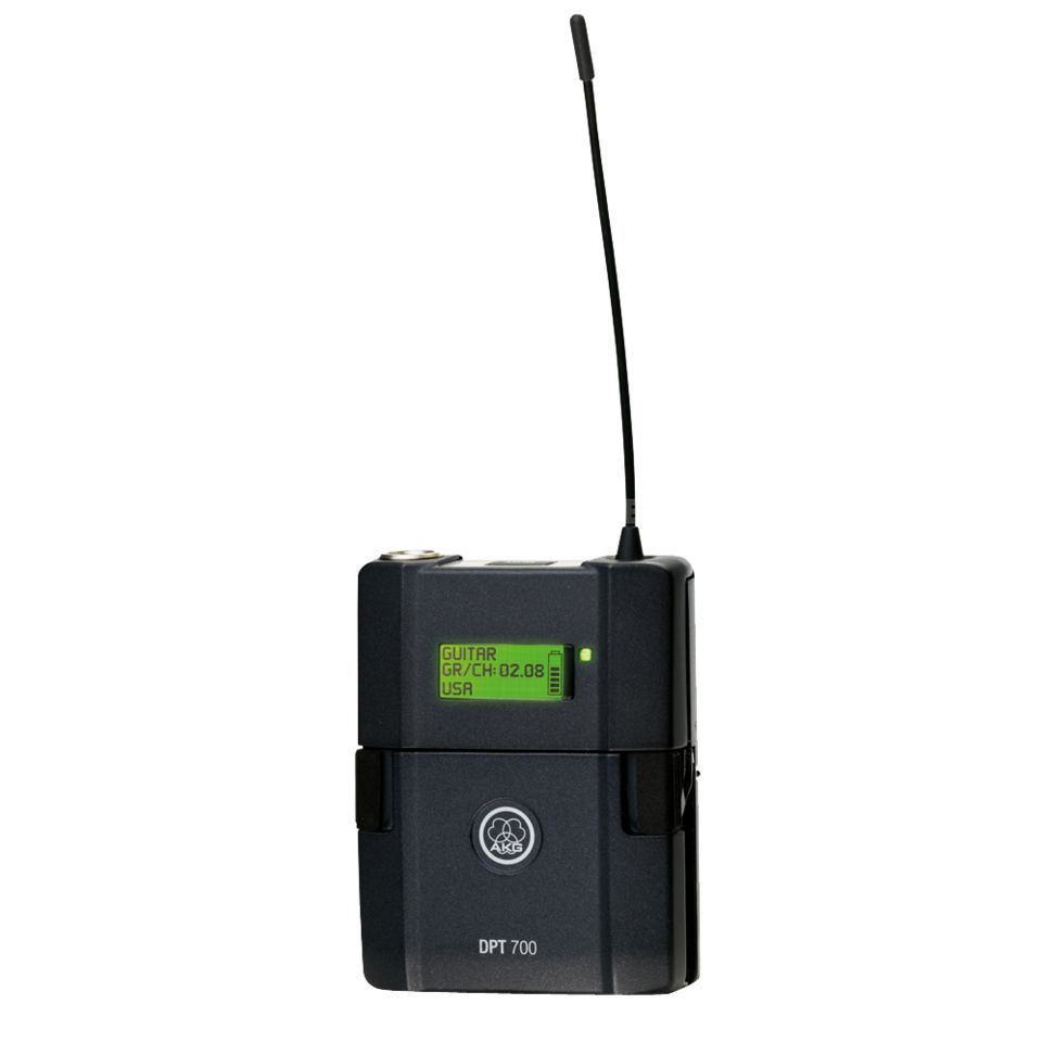 AKG DPT 700 B2 digital pocket transmitter Product Image