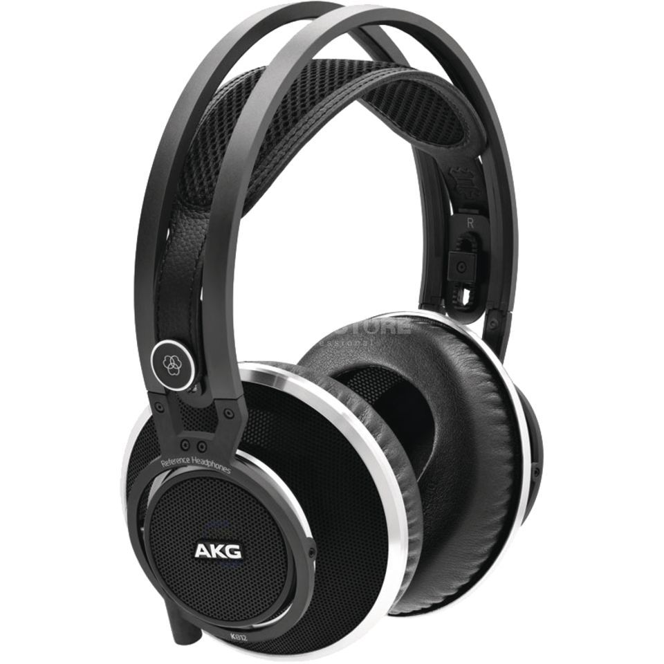 akg k812 casque haut de gamme ouvert. Black Bedroom Furniture Sets. Home Design Ideas