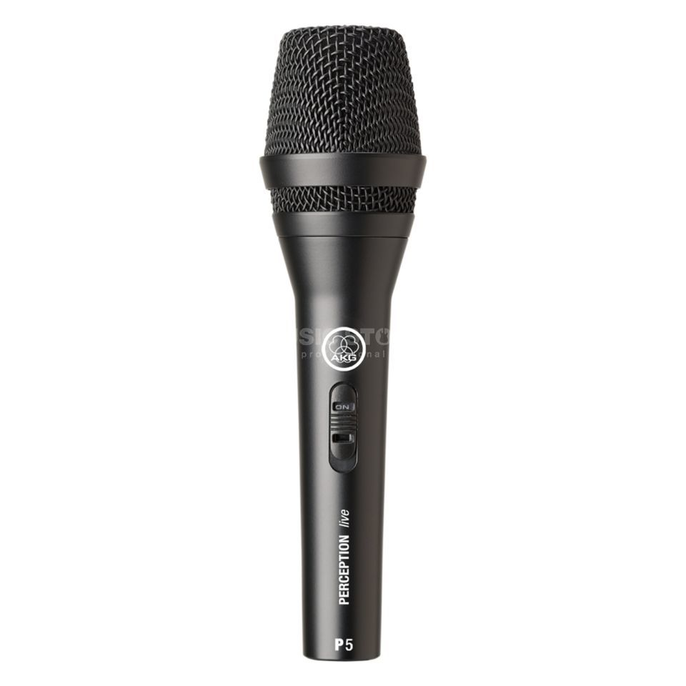 AKG Perception live P 5 S Microphone Dynamic, Switch Produktbillede