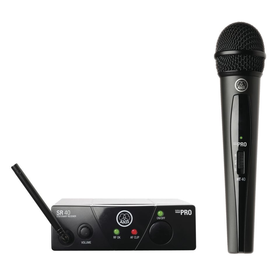 AKG WMS 40 Mini Vocal / ISM 1 (863,100 MHz) Produktbild