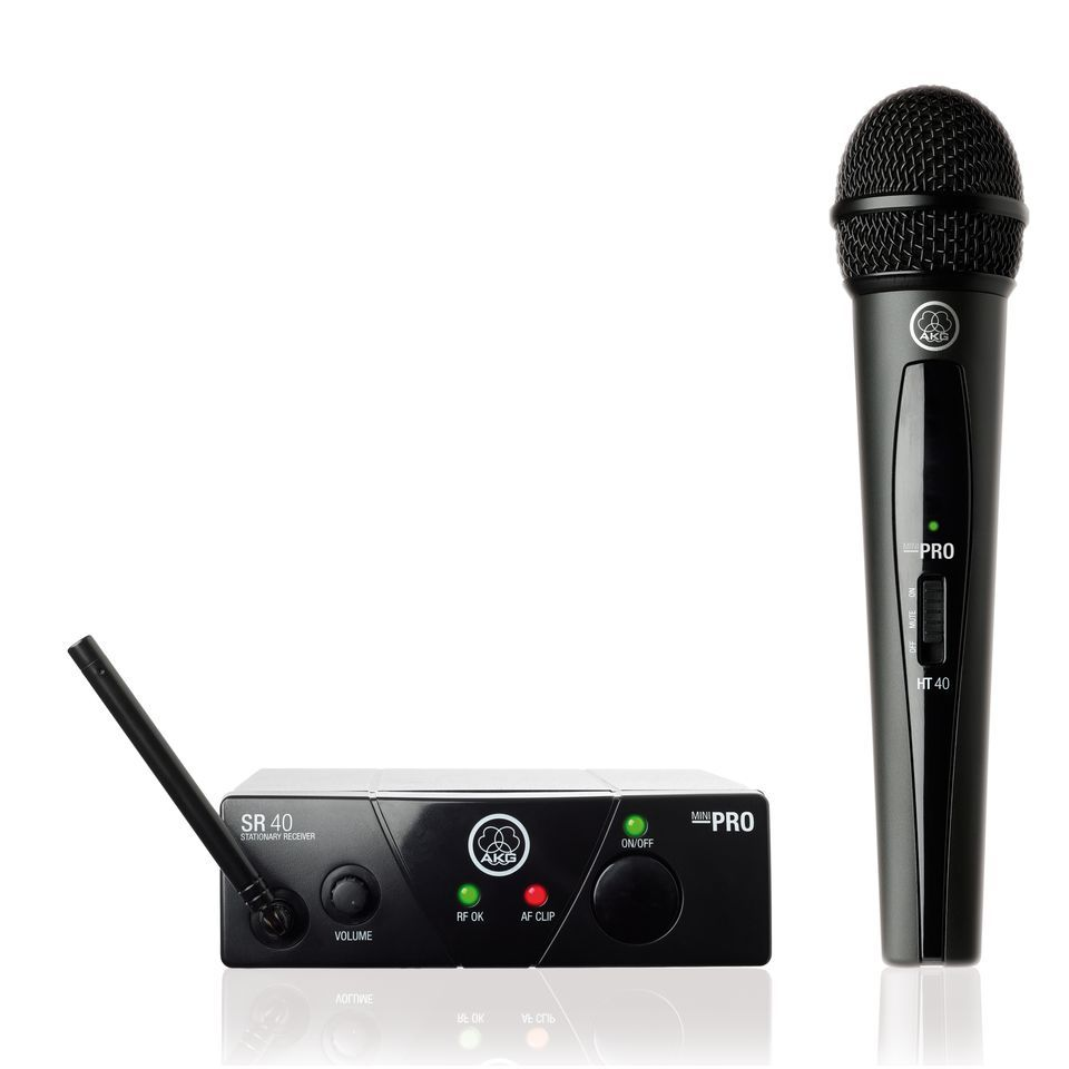 AKG WMS 40 Mini Vocal / ISM 3 (864,850 MHz) Produktbild