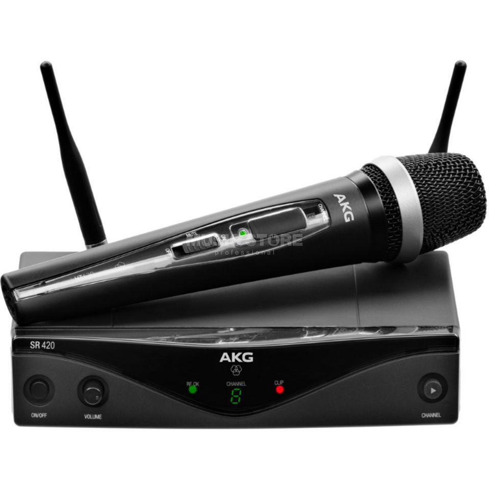AKG WMS 420 BD Vocal Set D5 863-865 MHz Produktbild
