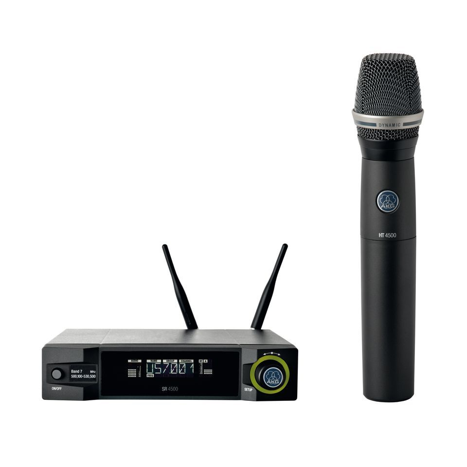 AKG WMS 4500 Vocal Set D7 B4 , 760-789,9 MHz Produktbild