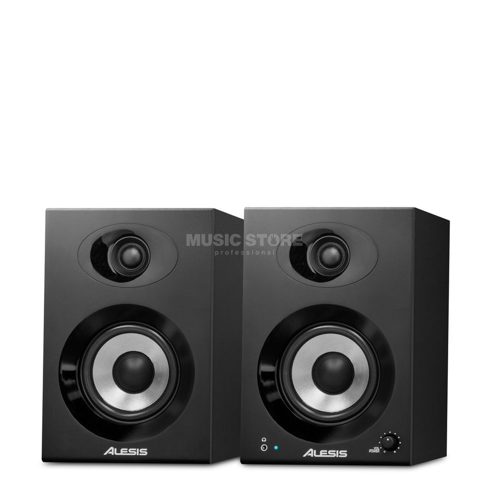 "Alesis Elevate 4 active 4"" Studio Speaker Product Image"