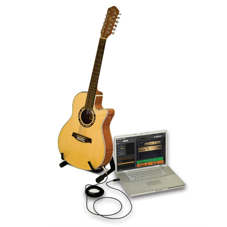 Alesis GuitarLink Plus USB Audio Kabel Produktbillede
