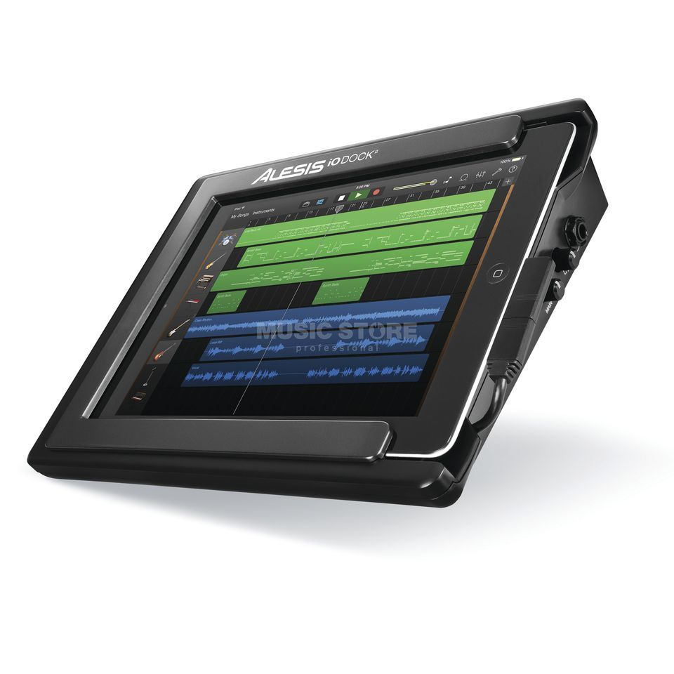 Alesis IO Dock II Recording Interface for iPad Produktbillede