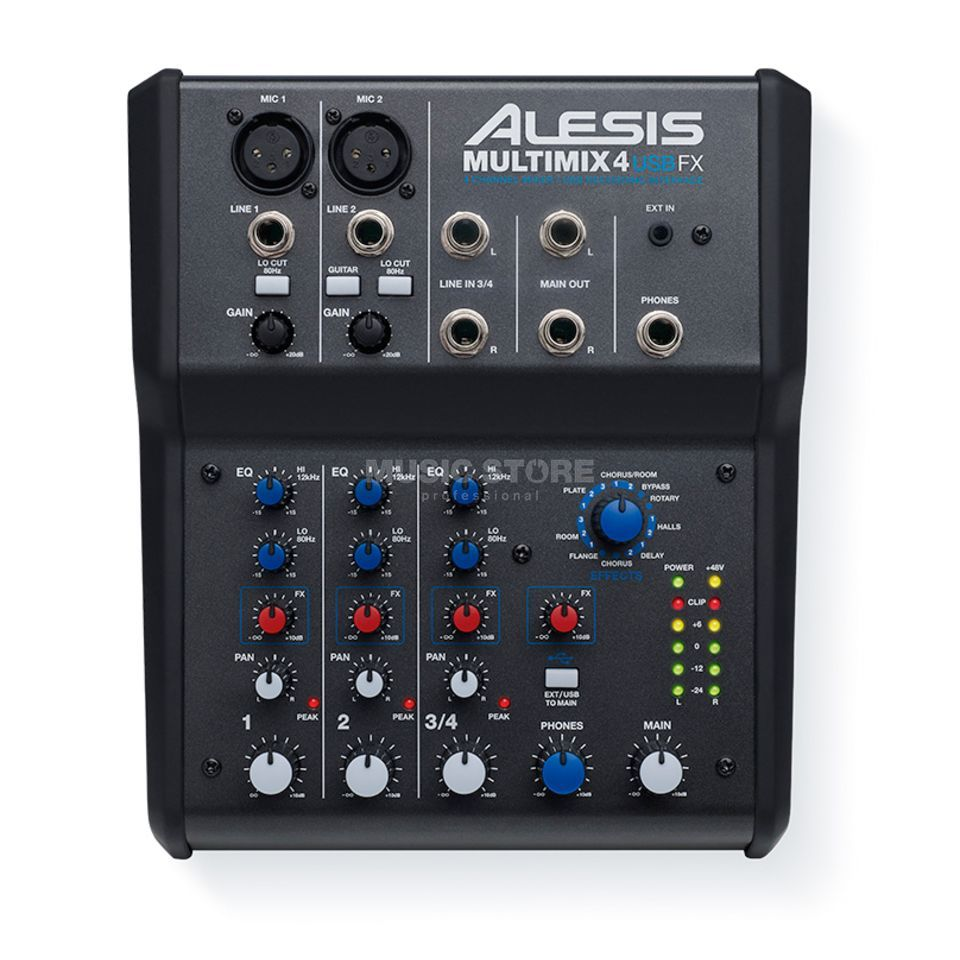 Alesis Multimix 4 USB FX Product Image