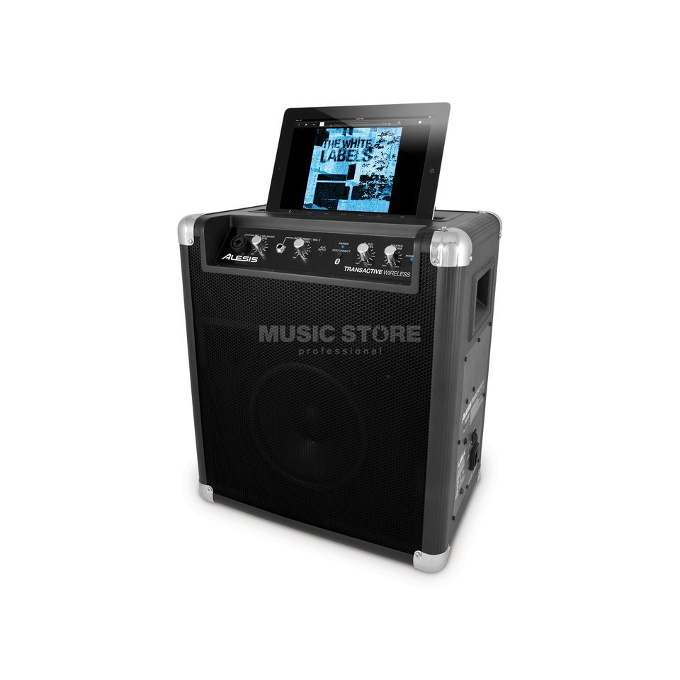 Alesis TransActive Wireless MK2 Bluetooth Speaker System Produktbild