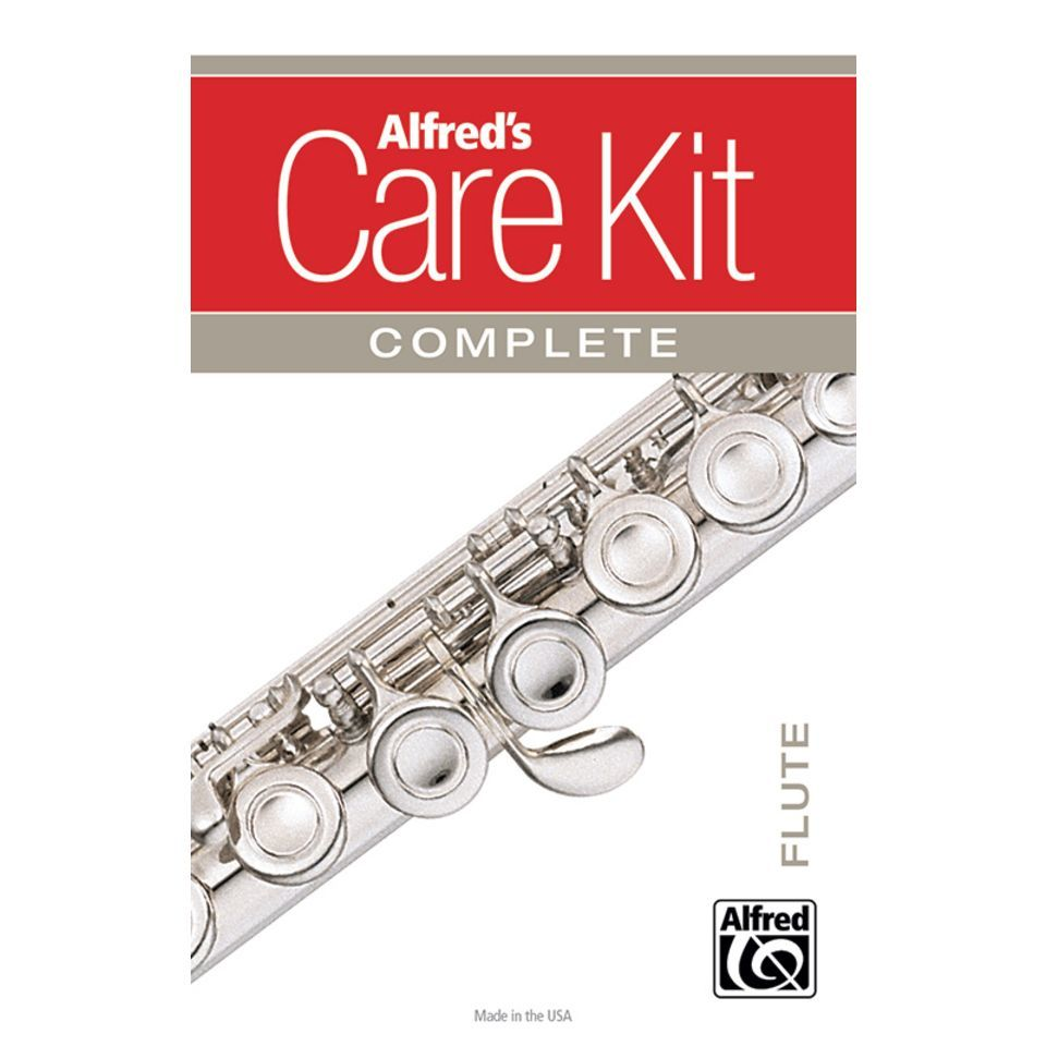 Alfred Music Care Kit Complete: Querfluit  Productafbeelding