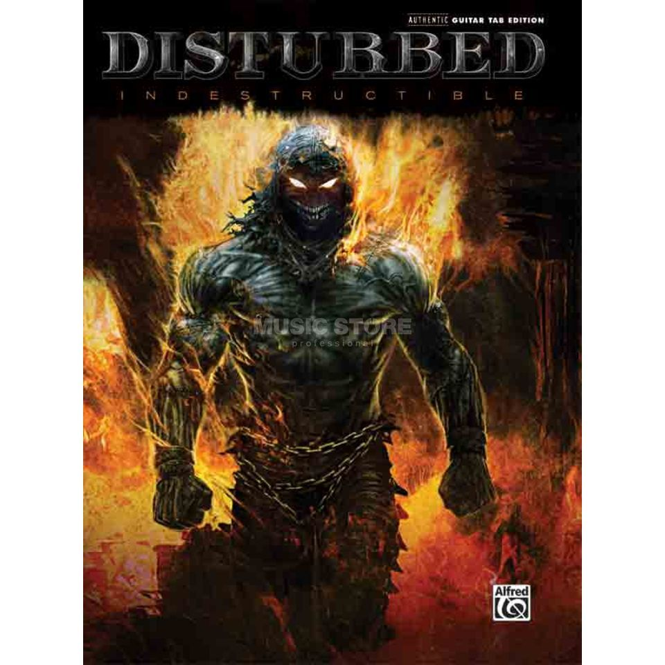 Alfred Music Disturbed - Indestructible TAB Productafbeelding