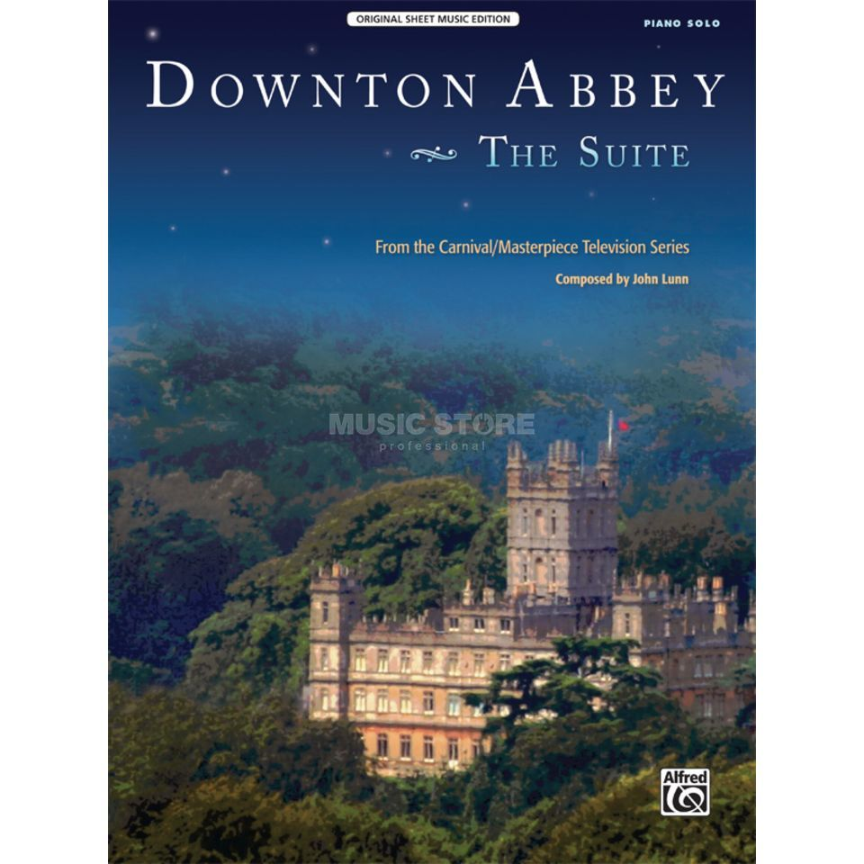 Alfred Music Downton Abbey: The Suite Produktbild