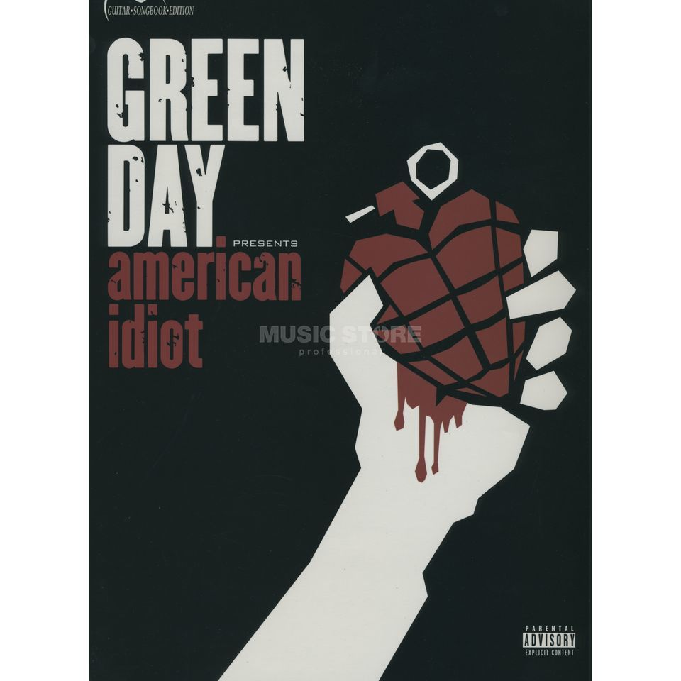 Alfred Music Green Day: American Idiot Produktbild