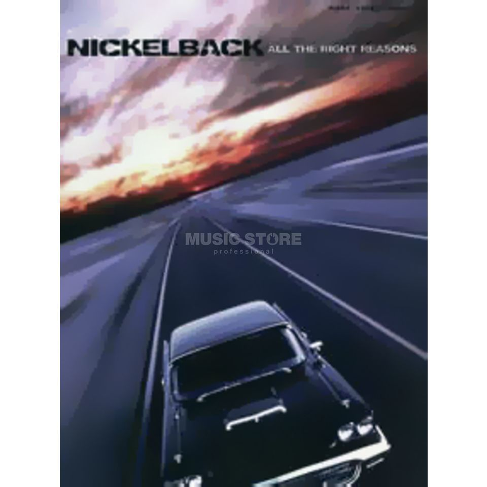 Alfred Music Nickelback: All the Right Reasons Produktbild