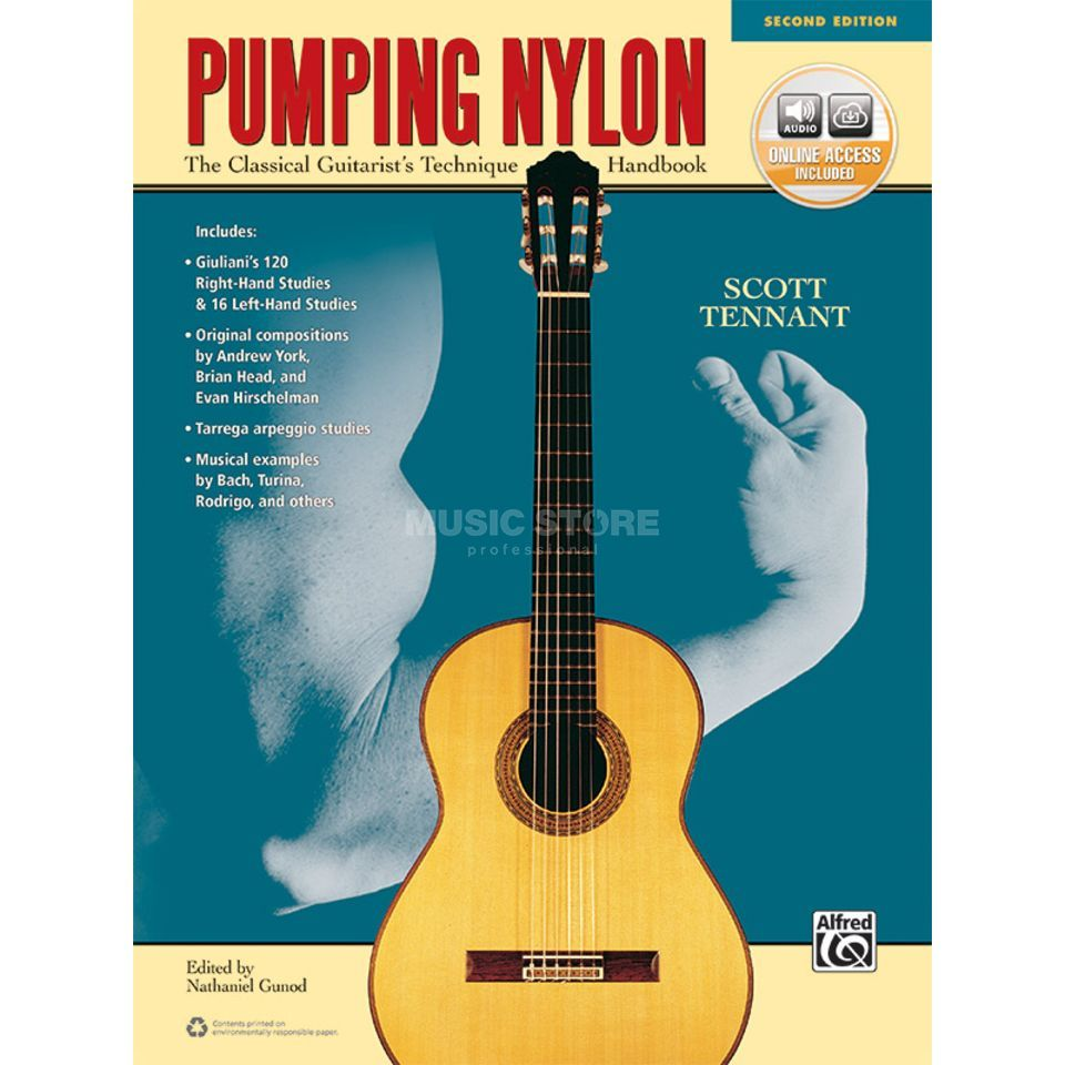 Alfred Music Pumping Nylon (Second Edition) Изображение товара
