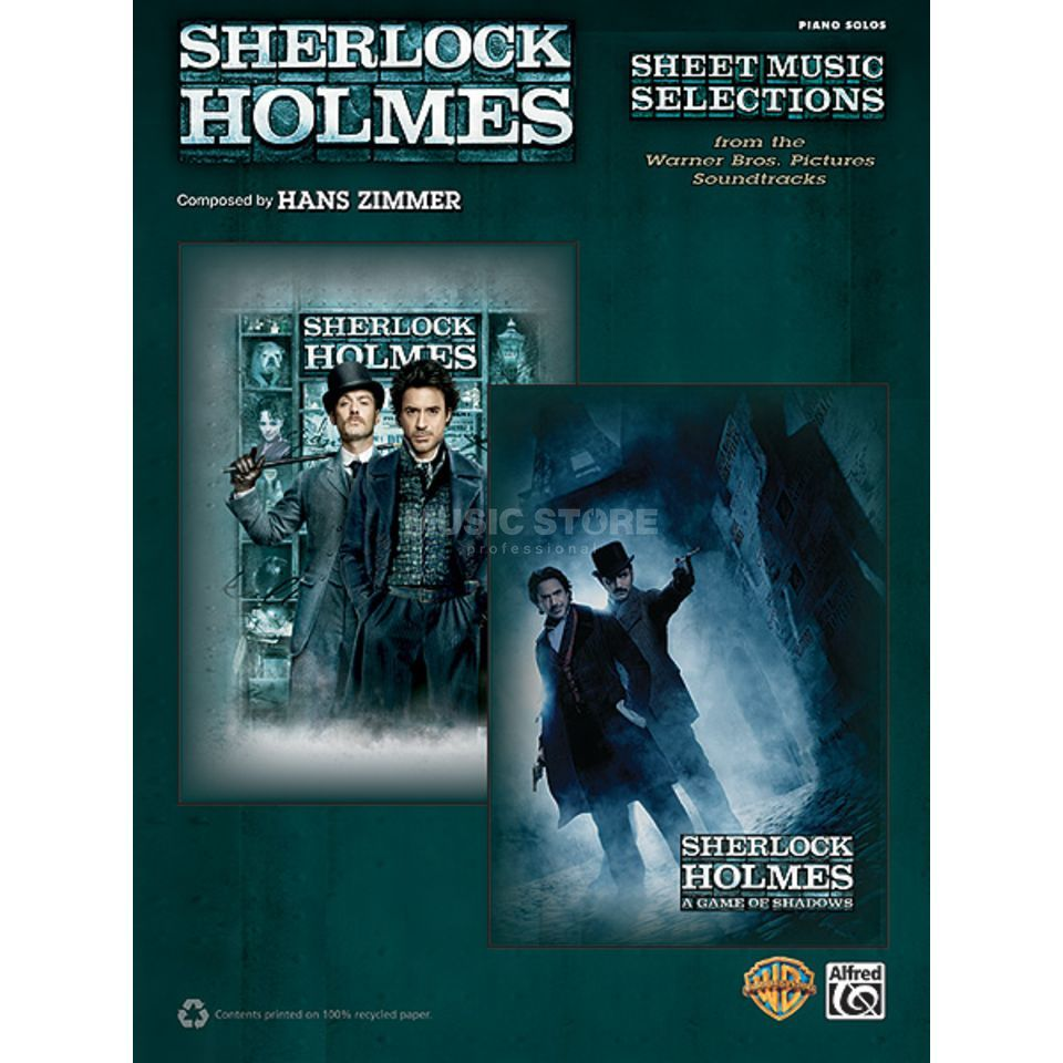 Alfred Music Sheet Music Selections from the Warner Bros. Pictures Soundtracks Produktbild