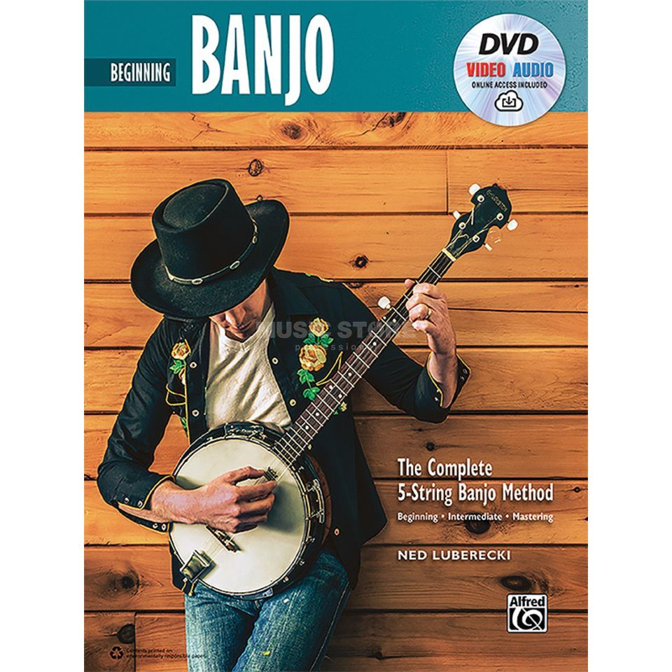 Alfred Music The Complete 5-String Banjo Method: Beginning Banjo Produktbillede