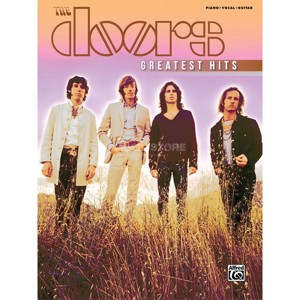 Alfred Music The Doors: Greatest Hits Produktbillede