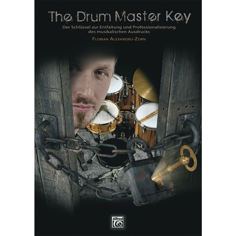 Alfred Music The Drum Master Key Alexandru-Zorn Product Image