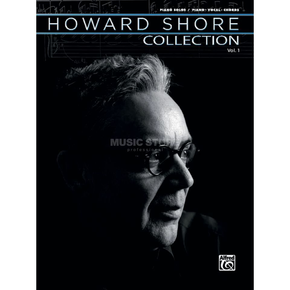 Alfred Music The Howard Shore Collection Produktbillede