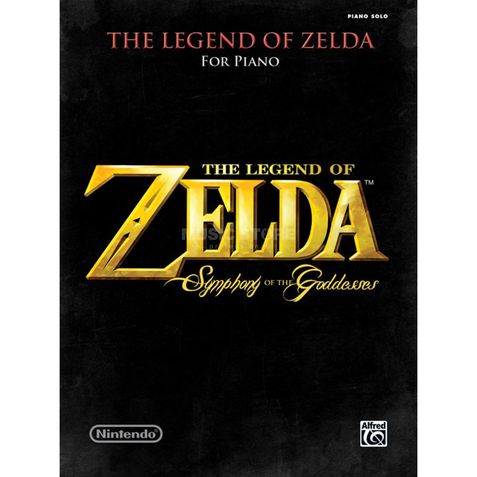 Alfred Music The Legend of Zelda: Symphony of the Goddesses Immagine prodotto