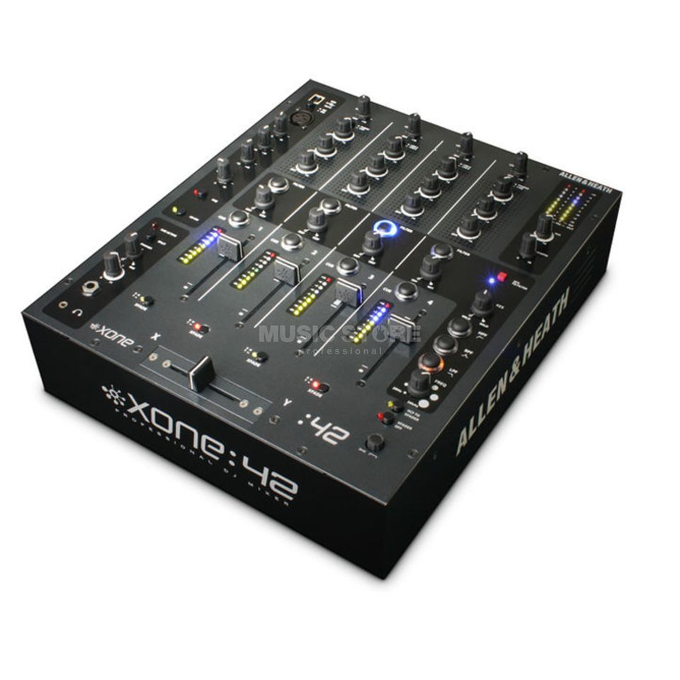 Allen & Heath Xone 42 DJ Mixer,  interfaceUSB Audio Image du produit