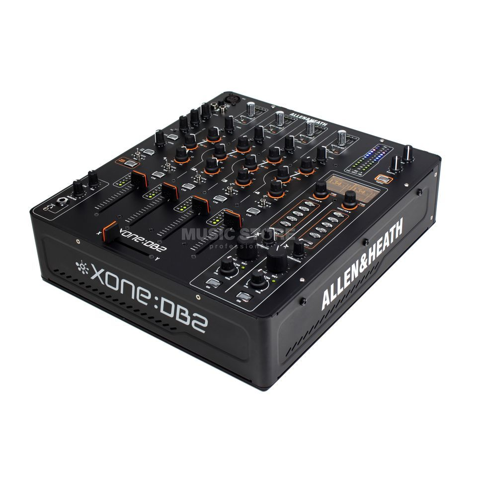 Allen & Heath Xone:DB2 Digital DJ Mixer B-Stock Produktbillede