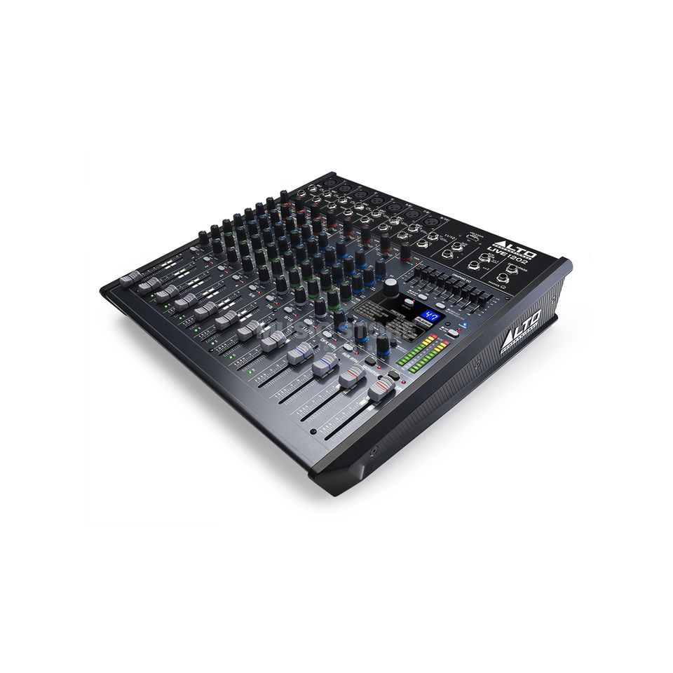 ALTO LIVE 1202 12-Channel/2-Bus Mixer Produktbillede