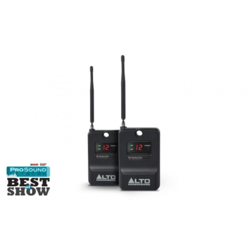 ALTO Stealth Wireless Expander Kit 2 Reciever Produktbillede