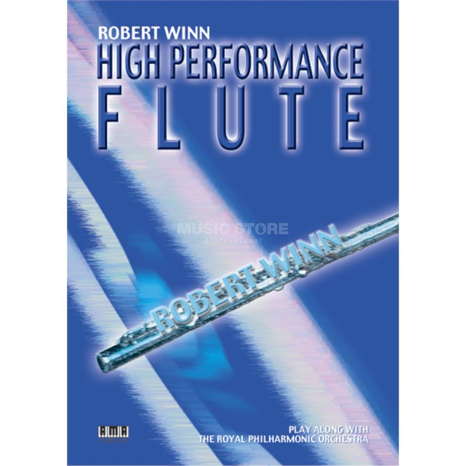 AMA Verlag High Performance Flute Robert Winn Produktbild