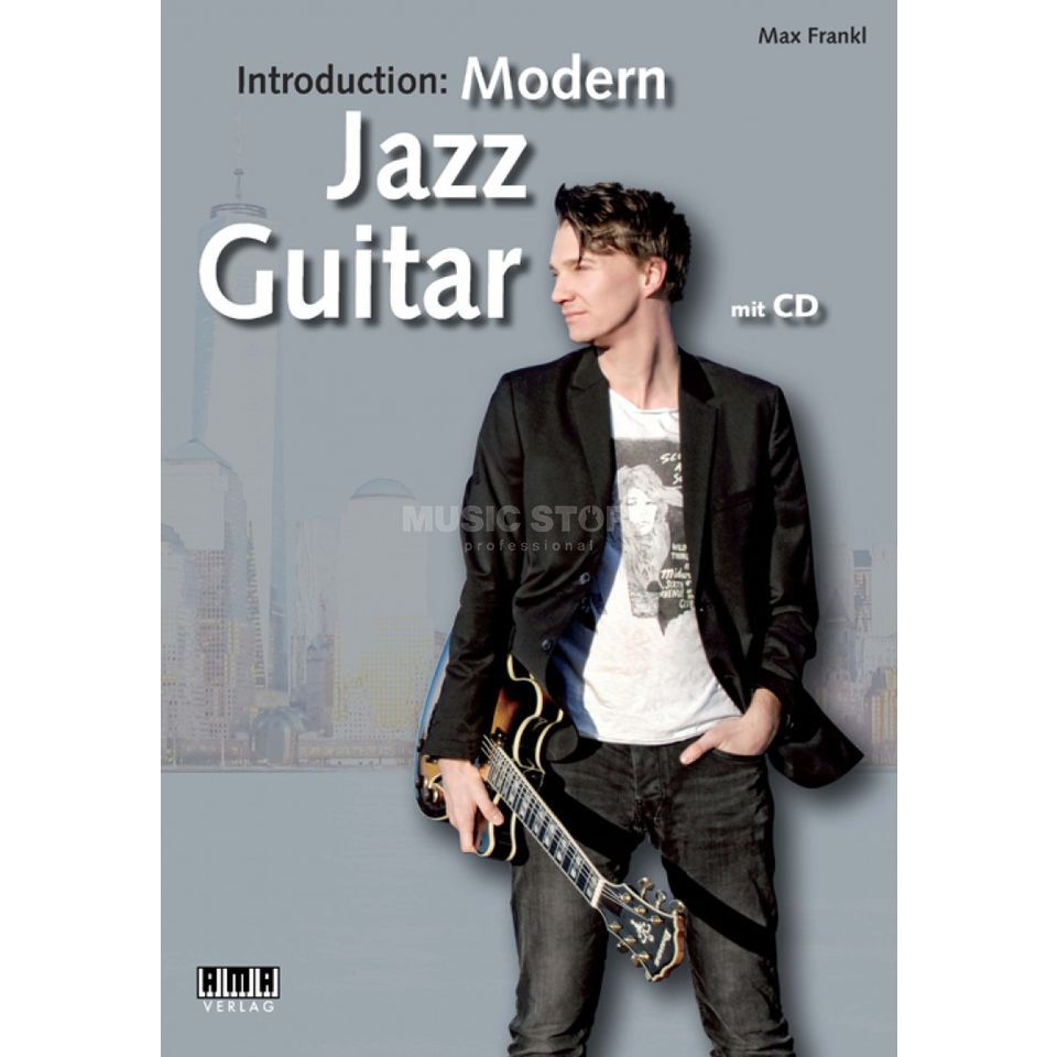 AMA Verlag Introduction: Modern Jazz Guitar Product Image
